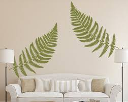 cool wall stickers home office wall. Fern Wall Decal, Large Leaf Decals, Vinyl Decal Leaves, Botanical Decor Cool Stickers Home Office