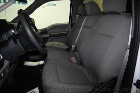 seat covers f150 supercrew 2017 used ford f 150 xlt 4wd supercrew 5 5 box at