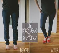 Diy Skinny Jeans Without Sewing Machine