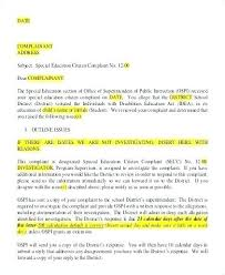 Letters Of Complaints Samples Responding To Customer Complaints Template 7 Complaint