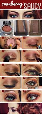 makeup tips for looking your best in photos holiday eyes cranberry saucy make