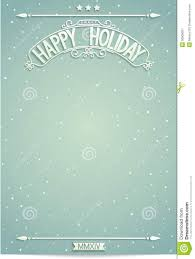 Holiday Poster Template Magdalene Project Org