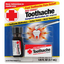 painful wisdom tooth relief