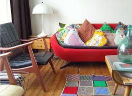 decorating with floor pillows. Great Large Floor Pillows Decorating Ideas For Living Room Midcentury Design With Art Color