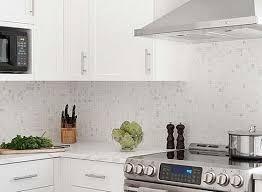 Kitchen Tile Backsplash Ideas For White Cabinets classic kitchen