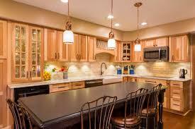 Denver Hickory Kitchen Cabinets Home Design Ideas Distressed Cabinet