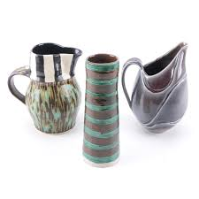 Decorative Pitchers Decorative Pitchers and Vase EBTH 27