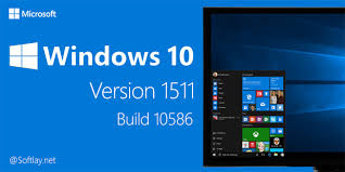 What Version Of Windows 10 Do I Have Windows 10 Version 1511 Build 10586 Iso Download Feb 2016