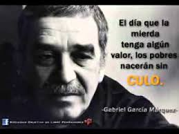 Gabriel Garcia Marquez Quotes 2014 - YouTube via Relatably.com