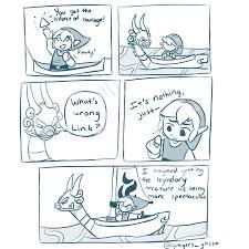Wind Waker Triforce Chart 2 How I Felt Getting The Last Triforce Shard Windwaker Zelda