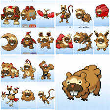 I Think You Need To See More Of Bidoof A Quick Look At The