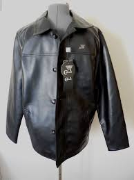 mens black armani a collezioni leather jacket new collection sz m italy nwt armaniacollezioni basicjacket