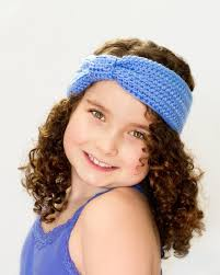 Easy Crochet Headband Pattern Free Magnificent Ideas Of Easy Crochet Headband Pattern Free 48 Months To Adult Sizes