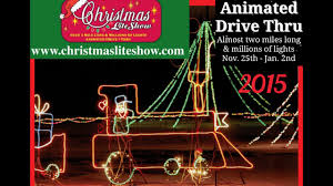 Fifth Third Ballpark Lights Fifth Third Christmas Light Show 2015