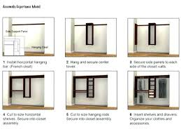 inspiring allen and roth closet closet kit installation with inside and organizer idea