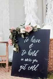 136 best wedding signs and design images on pinterest wedding Wedding Bells Phrase 18 drop dead gorgeous winter wedding ideas for 2015 phrases about wedding bells