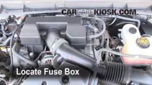 interior fuse box location 2008 2016 ford f 250 super duty 2011 blown fuse check 2008 2016 ford f 250 super duty