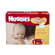 Little Snugglers Size Chart Huggies Little Snugglers Size 1 Giant Pack 160 Count Baby
