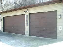 to install garage door opener sears garage door installation cost sears garage door opener garage