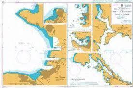 Nautical Charts Croatia Free British Admiralty Nautical Chart 1426 Croatia And Slovenia Luka Mali Losinj And Ports And Harbours On The Coast Of Istria