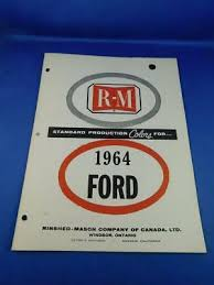 1964 65 Vintage Ford Mustang Auto Car Brass Bookends A