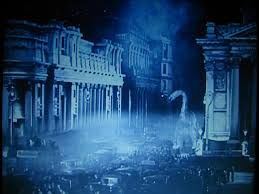 Image result for images from 1925 the lost world