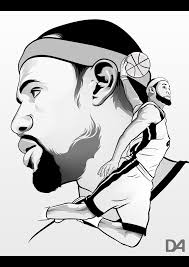 liberal lebron james coloring pages to and print for free