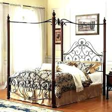 wood and wrought iron bed – mirosouza.club