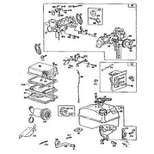 12 5hp briggs and stratton carburetor schematic electrical work briggs and stratton 12.5 hp engine wiring diagram 12 5hp briggs and stratton carburetor schematic images gallery briggs stratton model 130212 3250 01 engine genuine parts rh searspartsdirect com briggs and