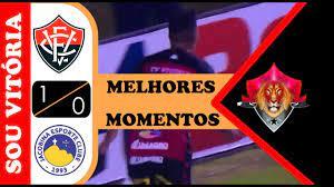 Melhores momentos Vitória 1 x 0 Jacobina Campeonato Baiano 2020 - YouTube