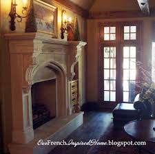 our french inspired home french style fireplaceantels which is your favorite