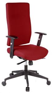 red office chairs. HJH Pro-Tec 300 3 Way Lock Chair In Dark Red And Black Base Office Chairs K
