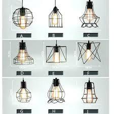 impressive mini chandelier shade