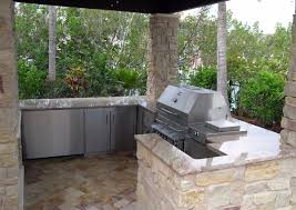 Outdoor Kitchens Sarasota Fl Outdoor Kitchen Cabinets Naples Florida Monsterlune