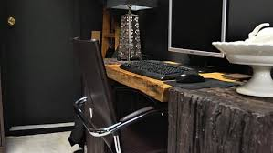 cool home office desk. Desk Design Ideas, 20 DIY Cool Desks For Home Office Interiorexteriorideas Recycled Wooden Table Chair