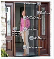 front screen doorRetractable Screens for windows and doors  The Screen Pro