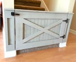 full size of half doors instead of baby gates how to make a sliding barn door