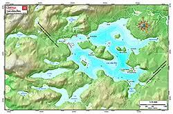 Lac Des Iles Depth Chart