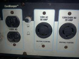 which generator outlet plug s to use the radioreference com forums attached images