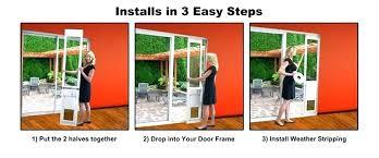 pet door sliding glass pet door automatic door opener for dogs images doors design ideas pet pet door sliding glass