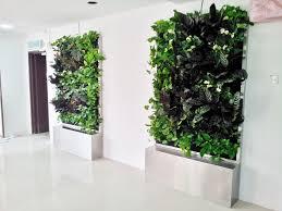indoor vertical garden. Vertical Garden Point College 5 Indoor