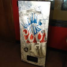 Coors Light Vending Machine Beauteous How To Win A Coors Light Refresherator