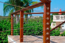 steel cable railing. RailEasy™ Cable Railing Steel E