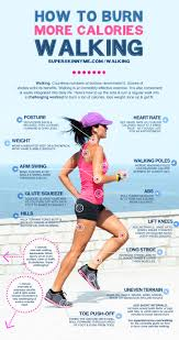 how to burn more calories walking lose weight