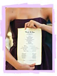Wedding Program Scroll Scroll Wedding Programs Weddings By Cbd