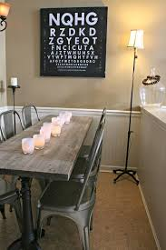 dining table long narrow. space number sixteen narrow dining table for long a