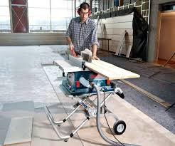 table saw stand. bosch gta60w table mitre saw stand