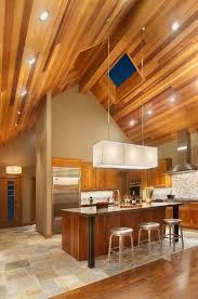vaulted ceiling lighting ideas