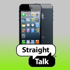 Apple iPhone 5 Straight Talk