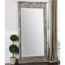 Decorative Floor Mirrors Cheap | Floor Decoration intended for Decorative Full  Length Mirrors (Image 5